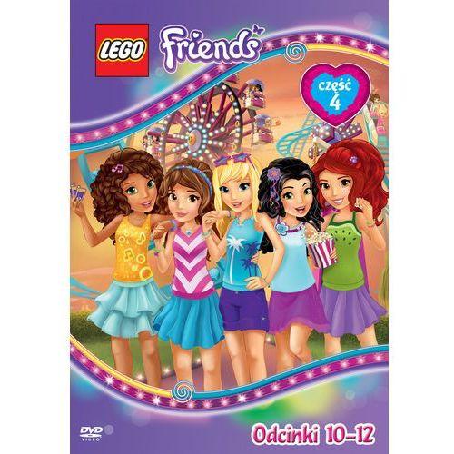 LEGO Friends, część 4 (DVD) - Różni (7321997610700)