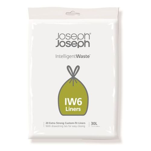 Worki na śmieci do kosza Joseph Joseph Totem Max 30l 20 szt, 30058
