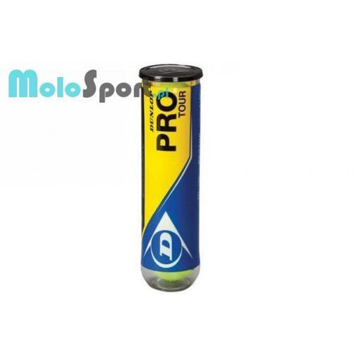 Dunlop Piłka tenisowa  pro tour 4, kategoria: tenis ziemny