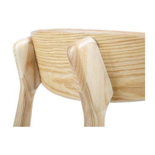 King home Krzesło retro ws-105.natural - - sprawdź kupon rabatowy w koszyku (5900168816466)