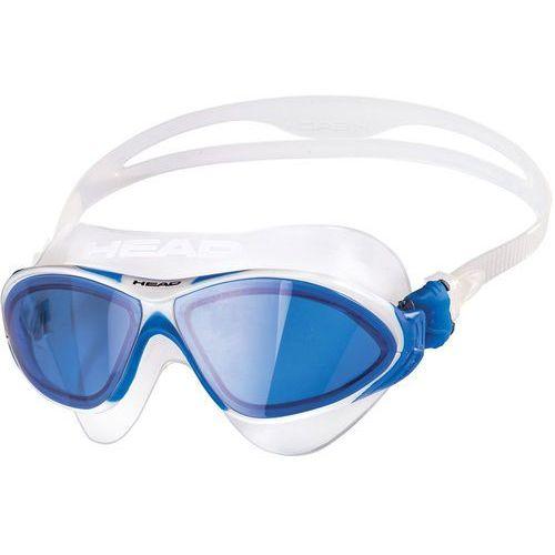 Head Horizon Okulary pływackie niebieski/przezroczysty 2018 Okulary do pływania (0792460249913)