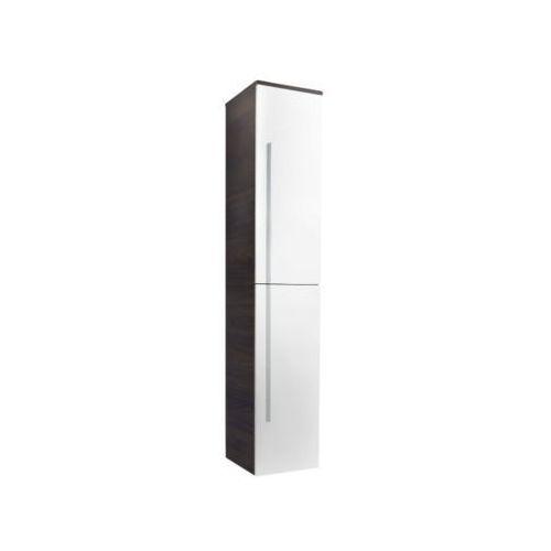 Yega szafka wisząca wysoka FACKELMANN 74053, 74063 - Biały wysoki połysk \ 32 cm