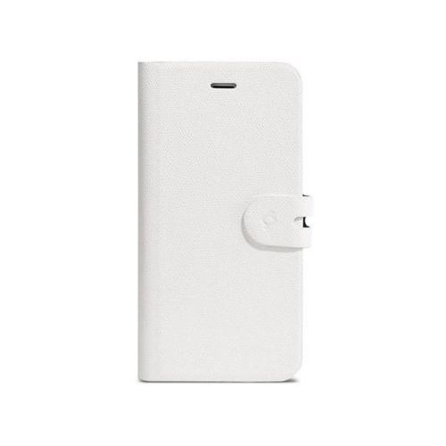 Etui TTEC CardCase Flex do iPhone 6 Biały, kolor biały