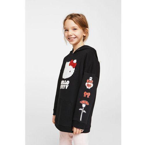 - bluza dziecięca victoria hello kitty 116-164 cm marki Mango kids