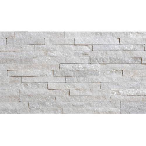 Stegu kamień naturalny płytka bianco 40x10cm opk.0,43m2