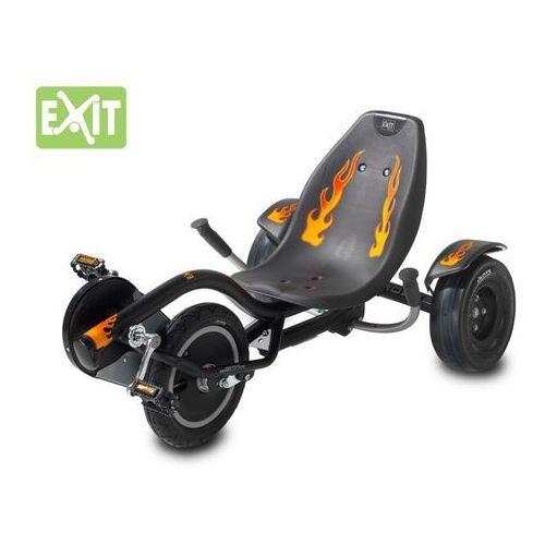 Exit, Triker Rocker Fire, gokart trójkołowy z kategorii Gokarty