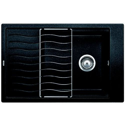 BLANCO ELON XL 6 S Silgranit zlewozmywak 780x500 mm bez korka automatycznego + kratka ociekowa, kolor ANTRACYT 518745 (4020684587839)