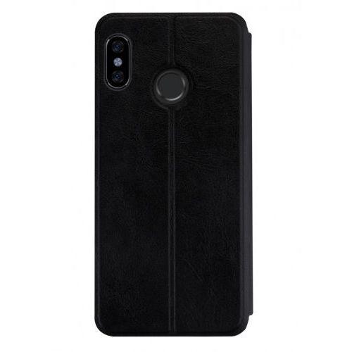 Etui Mofi Rui Skórzane do Xiaomi Redmi Note 5 Czarne