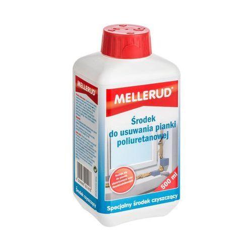Środek do usuwania pianki poliuretanowej 500 ml MELLERUD (4004666001476)