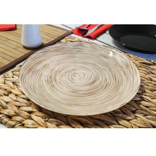 Luminarc stonemania cappuccino talerz płytki 25 cm