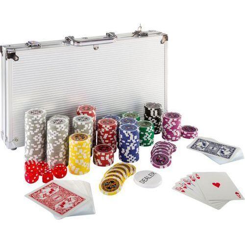 Max Zestaw do pokera 300szt. żetonów 1 - 1000 design ultimate (4048821404757)