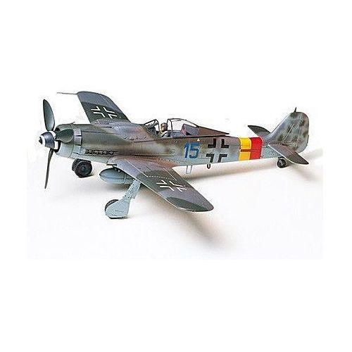 Tamiya Model plastikowy samolot focke-wulf fw190 d9 (4950344992805)