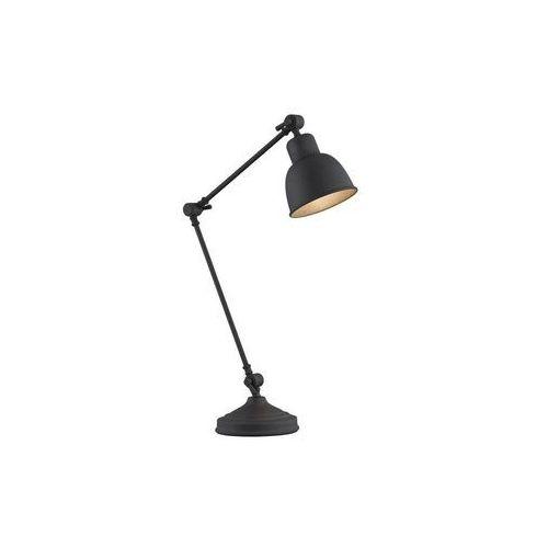 Lampa stołowa Argon Eufrat 3197 lampka 1x60W E27 czarna