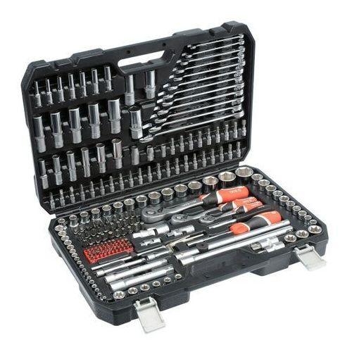 Yato Zestaw narzędzi 1/2 1/4 i 3/8 216 szt. (5906083938849)