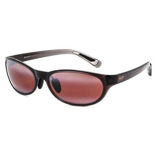 Maui jim Okulary słoneczne pipiwai trail polarized r416-11a