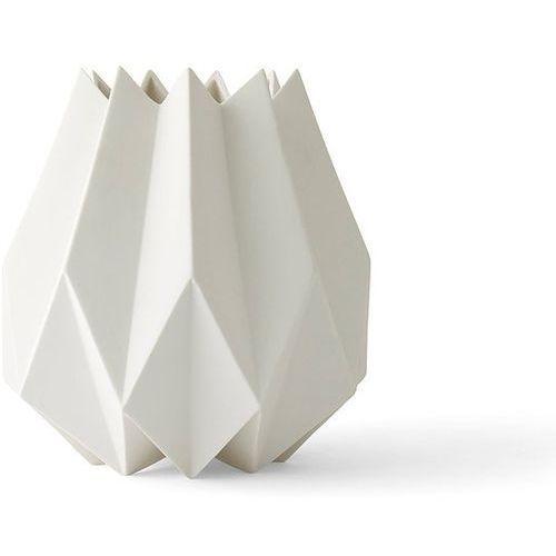 Menu Wazon folded wysoki biały