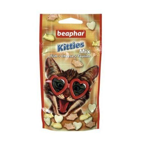 KITTIES MIX 32,5g - przysmaki dla kotów