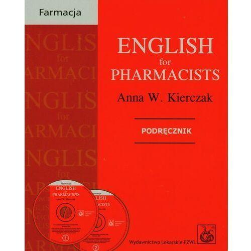English for Pharmacists + 2CD (Kierczak Anna W.)