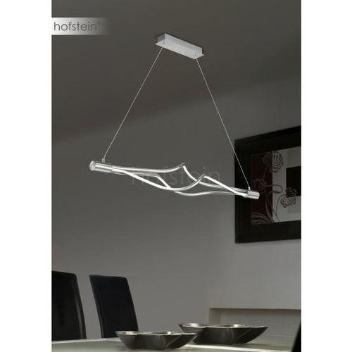 Trio LOOP Lampa Wisząca LED Nikiel matowy, 3-punktowe - Nowoczesny - Obszar wewnętrzny - LOOP - Czas dostawy: od 3-6 dni roboczych (4017807372984)