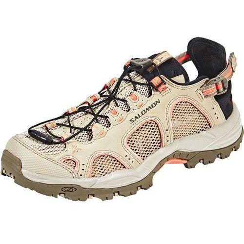 techamphibian 3 buty kobiety beżowy 4,5 uk | 37 1/3 2018 buty kajakowe marki Salomon