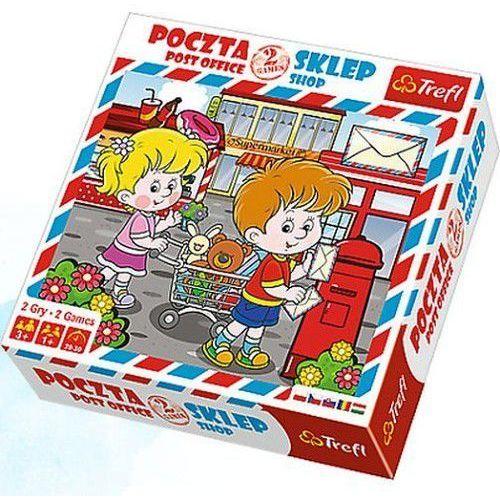 Trefl  gra poczta i sklep, kategoria: gry dla dzieci