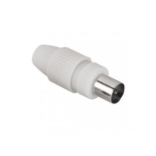 Wtyk HAMA Wtyk antenowy (4047443213457)