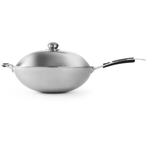 Patelnia indukcyjna wok marki Hendi