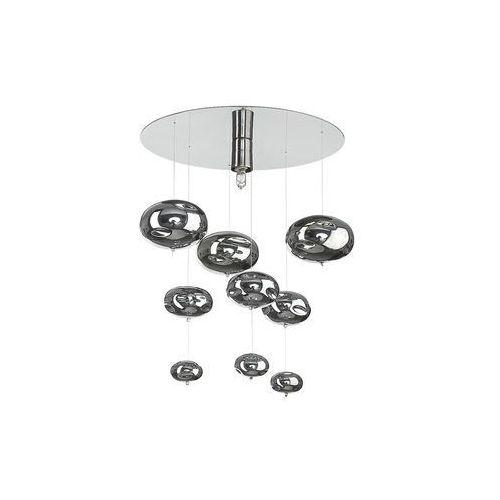 Nowodvorski Plafon salva 5422 a lampa sufitowa srebrne kule 1x40w gu10 chrom >>> rabatujemy do 20% każde zamówienie!!! (5903139542296)