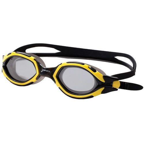 Finis surge - okulary pływackie (czarno-żółty)