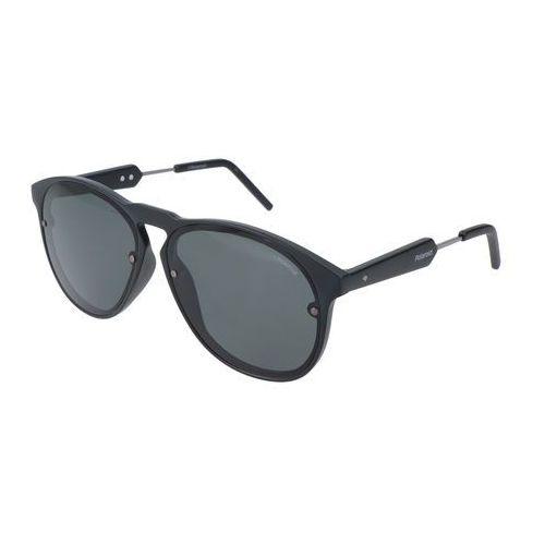 Okulary przeciwsłoneczne męskie POLAROID - PLD6021S-45, kolor żółty