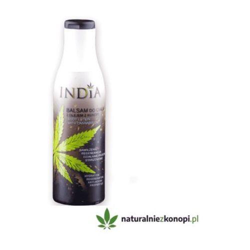 Konopny balsam do ciała India 400 ml