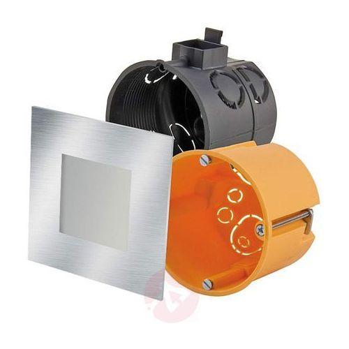 Lampa wewnętrzna led do puszek instalacyjnych marki Heitronic