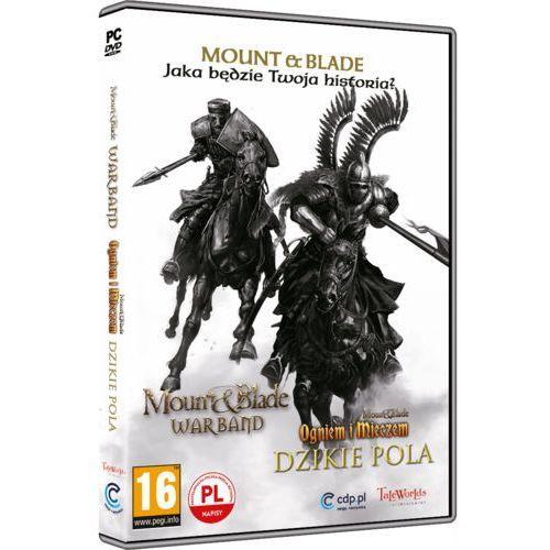 OKAZJA - Mount & Blade Warband Ogniem i Mieczem Dzikie Pola (PC)