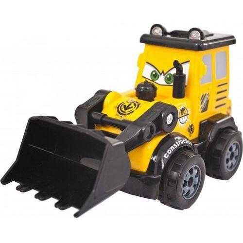 Buddy toys Samochód budowlany zdalnie sterowany spychacz