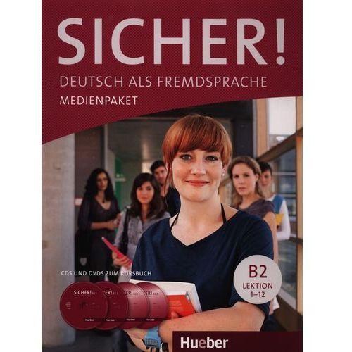 2 Audio-CDs und DVD zum Kursbuch, Lektion 1-12 (9783191012076)