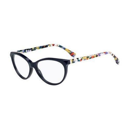 Fendi Okulary korekcyjne  ff 0171 fendi chromia ttw