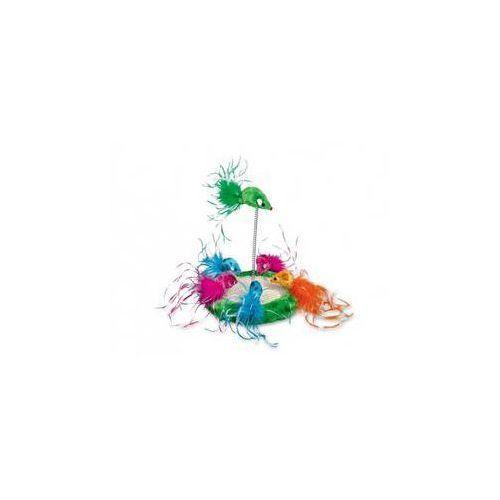 Nobby Zabawka dla zwierząt 19x24cm niebieska/żółta/zielona/różowa/pomarańczowa