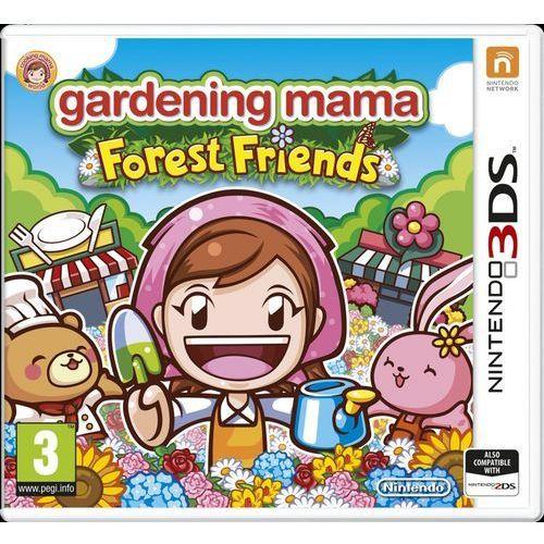 Gardening mama: forest friends 3ds marki Nintendo