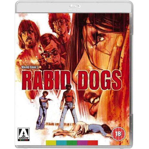 Rabid Dogs / Kidnapped (Dual Format Edition) (5027035010458)