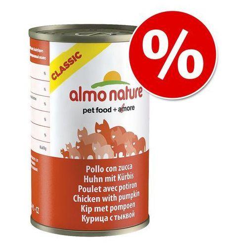 kurczak z dynią - puszka 12x140g marki Almo nature