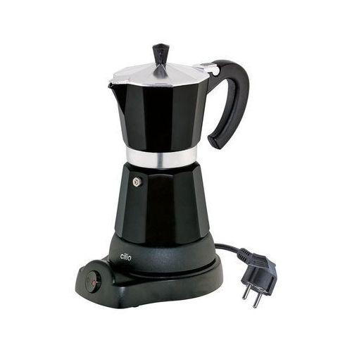 Kawiarka elektryczna classico czarna (ci-273861) marki Cilio