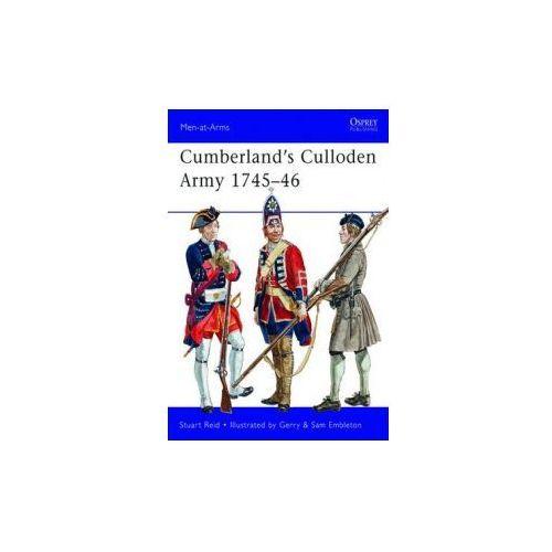Cumberland's Culloden Army, 1745-46