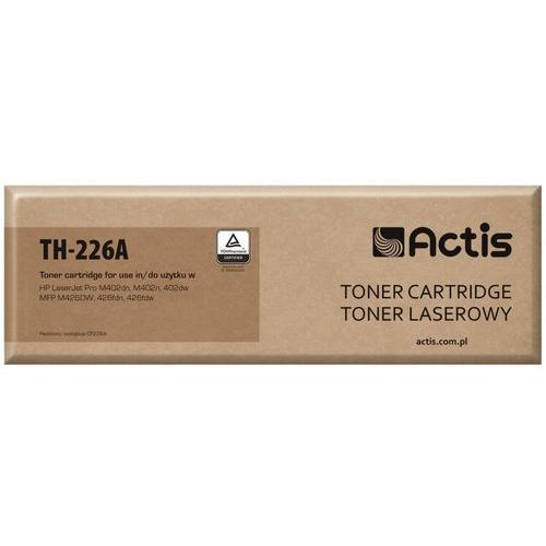 toner th-226a / hp 26a cf226a (black) darmowy odbiór w 21 miastach! marki Actis