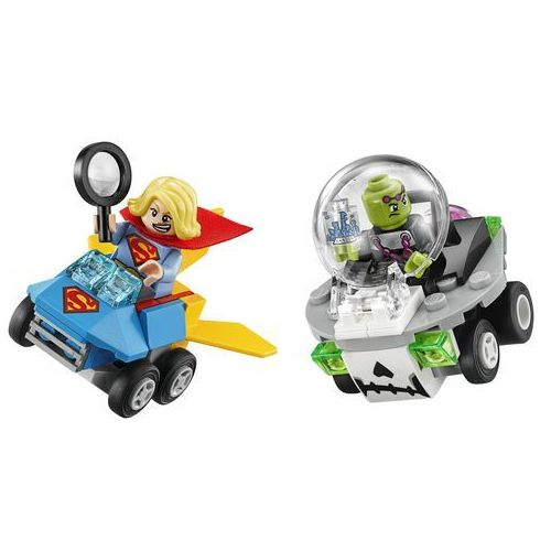 76094 SUPERGIRL™ VS. BRAINIAC™ (Mighty Micros: Supergirl vs. Brainiac) - KLOCKI LEGO SUPER HEROES