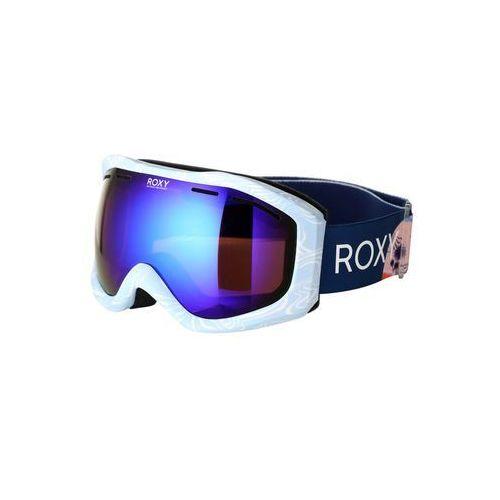 Roxy SUNSET ART Gogle narciarskie mandarin orange/pop snow crystal (3613372719097)