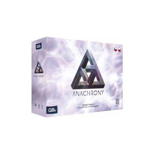 Albi Anachrony (edycja polska). gra planszowa