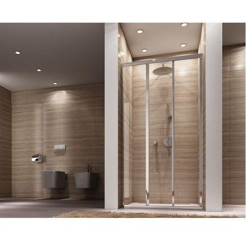 Rea Drzwi prysznicowe rozsuwane 140 cm alex uzyskaj 5 % rabatu na drzwi (5902557307470)