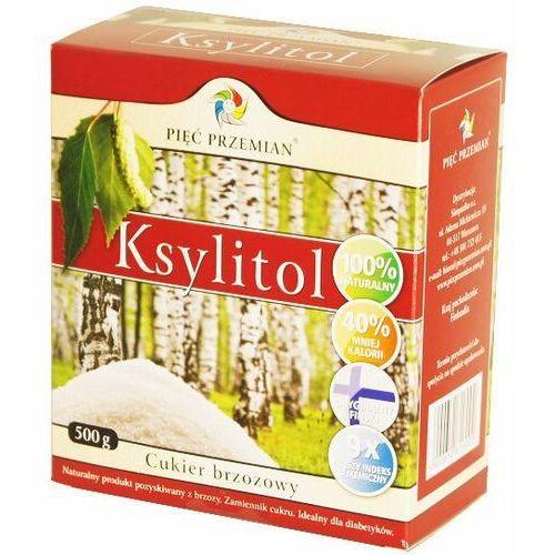 Pięć przemian Ksylitol 500g (5900652816002)