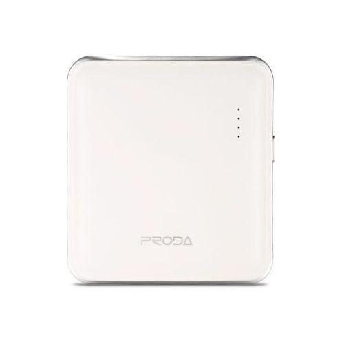 REMAX PowerBank PPL-21 Mink (5000 mAh), biały