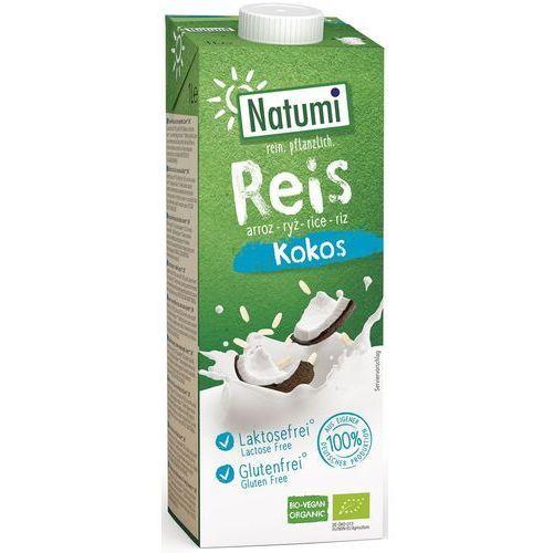 Napój ryżowo-kokosowy bio 1 l - marki Natumi